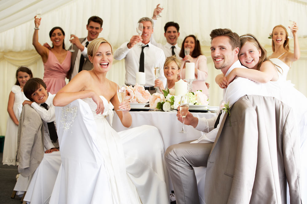 3 Ways to Save on Your Wedding Reception