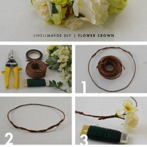 5-tips-for-making-an-enchanting-wedding-flower-crown