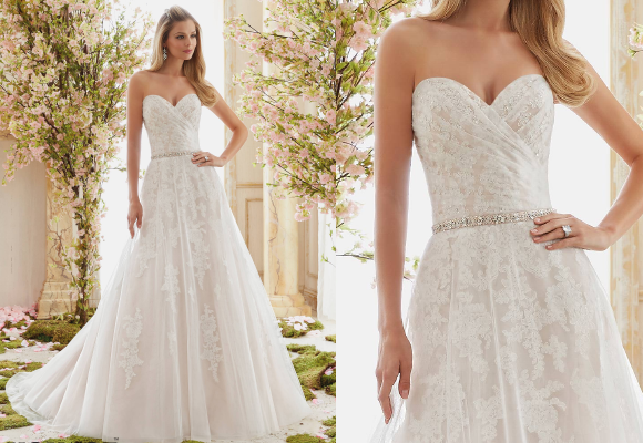 8b922216193 How to Choose a Suitable Wedding Dress for Your Figure  - Wedding ...