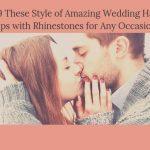 Amazing Wedding Hair Clips