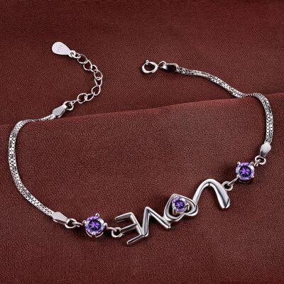 Woman Sterling Silver Bracelet